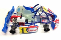 NEW KIT KART TOP DA 4 ANNI A 8 ANNI