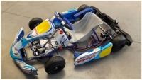 NEW MINI TOP KART BLU EAGLE RT 17