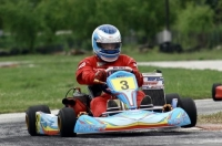 PAPARENGA IOANNIS KZ2 TEAM SENNA